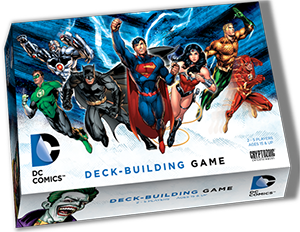DC Comics Deck Building Game VF