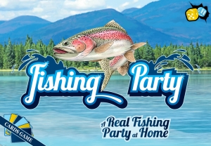 Fishing Party English edition