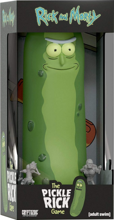 The Pickle Rick Game -VF